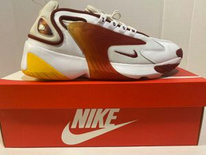 Nike Zoom 2K White Red Brown Yellow 10.5 for Sale in Anaheim, CA