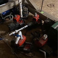 Water Pumps (Irrigation / Pool) Ever built & Leader (Good Condition) for Sale in Los Angeles,  CA