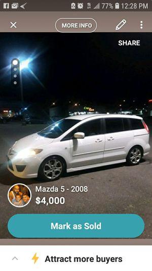 Mazda madza5. 2008 for Sale in Denver, CO