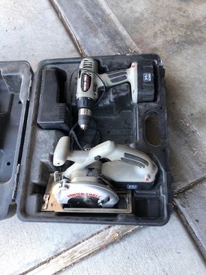 Professional power tools cordless saw and drill for Sale in Antioch, CA