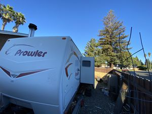 Rv & Sauna !!! Universal trailer Prowler!!! Sauna made from clean red cedar, has natural fresh smell!!!! for Sale in Sacramento, CA