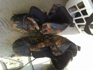 Hunting boots for Sale in White Hall, WV