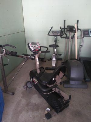 Exercise equipment all five for 600 dollars firm price for Sale in Columbus, OH