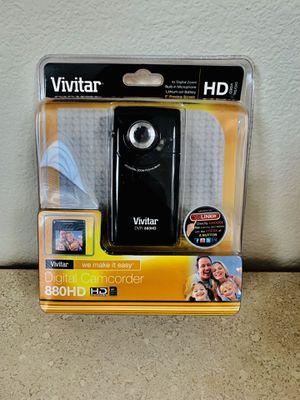 Vivitar Digital Camcorder Pocket Size for Sale in Las Vegas, NV