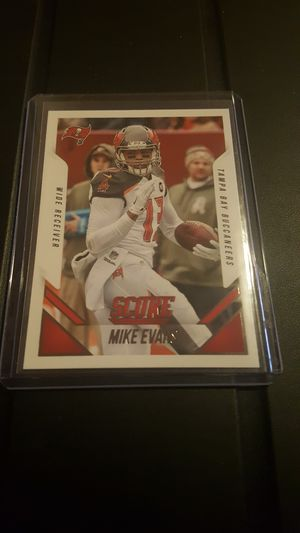 Panini -Mike Evans mint condition for Sale in New York, NY