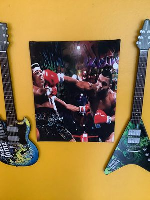 Ali vs Tyson Art Canvas 16x20 for Sale in Fort Lauderdale, FL