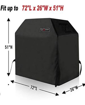 grill cover ( brand new never used for Sale in Warren, MI