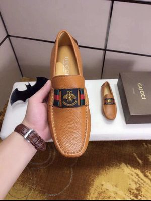 Gucci leather shoes for Sale in Falls Church, VA