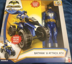 Batman & ATV -NEW for Sale in Raleigh, NC