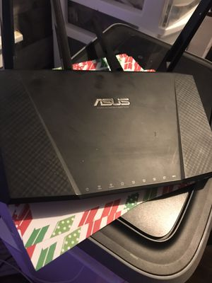 ASUS Gigabit router for Sale in Spring, TX