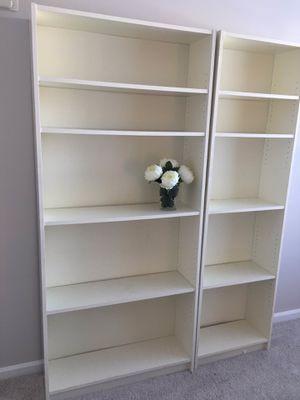 White Bookshelves for Sale in Ellicott City, MD