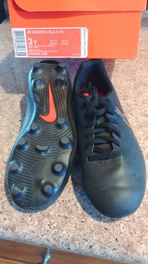 Child's Nike cleats for Sale in Chino, CA