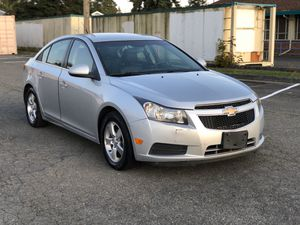 2011 Chevy Cruze for Sale in Tacoma, WA