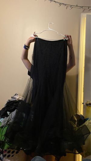Two piece prom dress /ball gown for Sale in Madison, NC