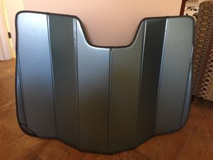 Car Windshield Sun Shade - Blocks UV Rays Sun Visor Protector, Sunshade to Keep Your Vehicle Cool and Damage Free, Easy to Use for Sale in Miramar, FL