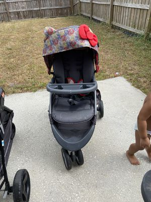 Hello kitty Baby trend stroller for Sale in Ruskin, FL
