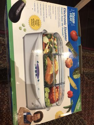Richard Simmons Electronic Steamer for Sale in Fairfax, VA