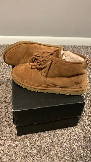 Men Ugg Boots $50 size 10 for Sale in Morrow, GA