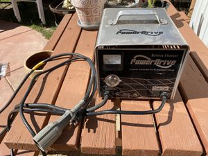 48V Power-Drive Golf Cart Battery Charger for Club Car for Sale in Santa Maria, CA