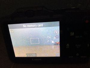 Canon PowerShot Sx160 Is HD camera for Sale in Midland, TX