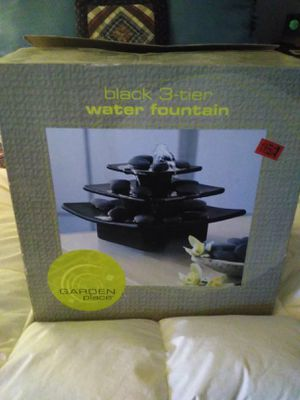 Decorative Water fountain for Sale in Columbia, SC