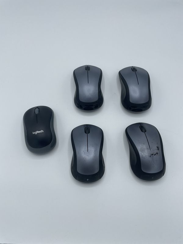 Wireless mouse Lot 5 Total Logitech