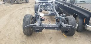 2016 Ford F150 Chassis and doors for Sale in Houston, TX