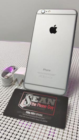 Unlocked iPhone 6 Plus (Black/ Space Grey) *T-Mobile/ Metro/ ATT/ Overseas etc.. for Sale in Davie, FL