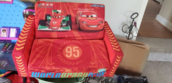 Kids Couches, Disney Totes/Bins, Costumes, Toy Trucks, & More