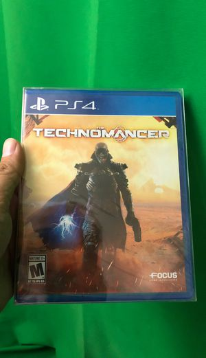 Technomancer (PS4, Brand New) for Sale in Vail, AZ