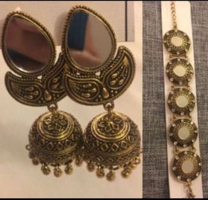 New mirrors jewelry set for Sale in West New York, NJ