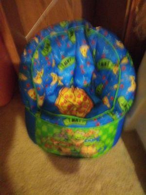 Kids ninja turles bean bag chair for Sale in Columbus, OH