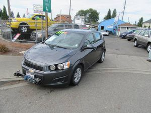 2012 Chevrolet Sonic for Sale in Everett, WA