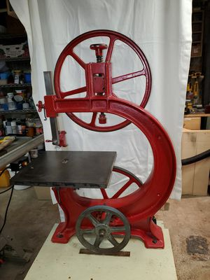 "Antique Heston&Anderson 14"" Bandsaw Model 1 for Sale in Bethesda, MD"