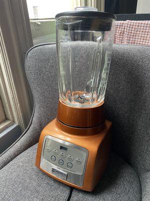 Kenmore Elite Blender Orange Base Glass Jar for Sale in San Francisco, CA