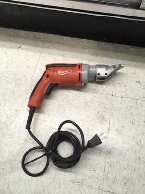Milwaukee 6852-20 shear-used for Sale in Brentwood, NY