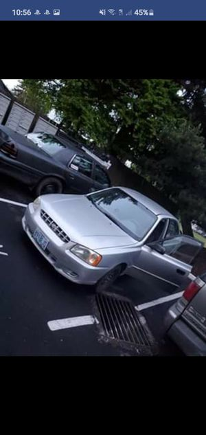Hyundai accent gl for Sale in Oregon City, OR