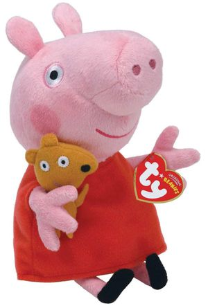 Peppa Pig Ty Beanie Babies for Sale in Seattle, WA