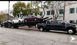 3 car trailer fifth wheel for Sale in Hemet, CA