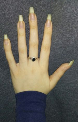 Very Lovely Sterling Silver Genuine Blue Sapphire Ring! for Sale in Vancouver, WA