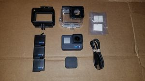 Gopro Hero 6 bundle. for Sale in Charlotte, NC