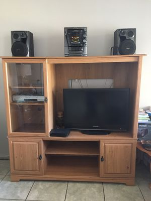 """57"""" TV Stand for Sale in Indio, CA"""