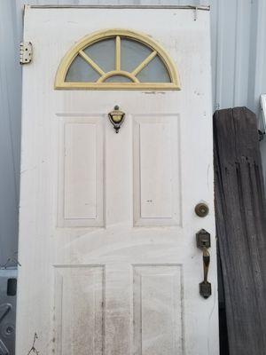 36 inch metal door for Sale in Oakdale, CA
