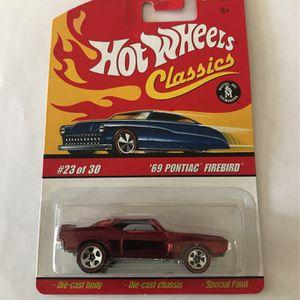 Hot Wheels Pontiac Firebird for Sale in Corona, CA