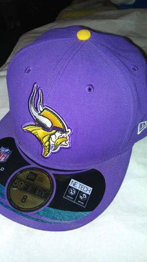 66ca95b3 Pre owned Minnesota Vikings stitched on patch size