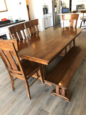 World Market Dining Table and Chairs for Sale in Sun City, AZ