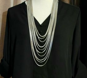 Gorgeous layered statement Necklace for Sale in Olympia,  WA