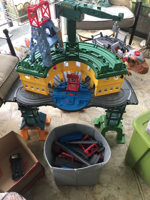 Thomas and friends Superstation track set for Sale in Philadelphia, PA