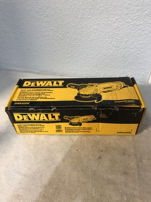 DEWALT 11-Amp Corded 4-1/2 in. Small Angle Grinder for Sale in South Gate, CA
