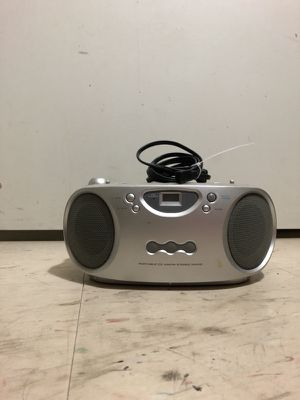 Portable CD AM/FM Stered Radio for Sale in Philadelphia, PA